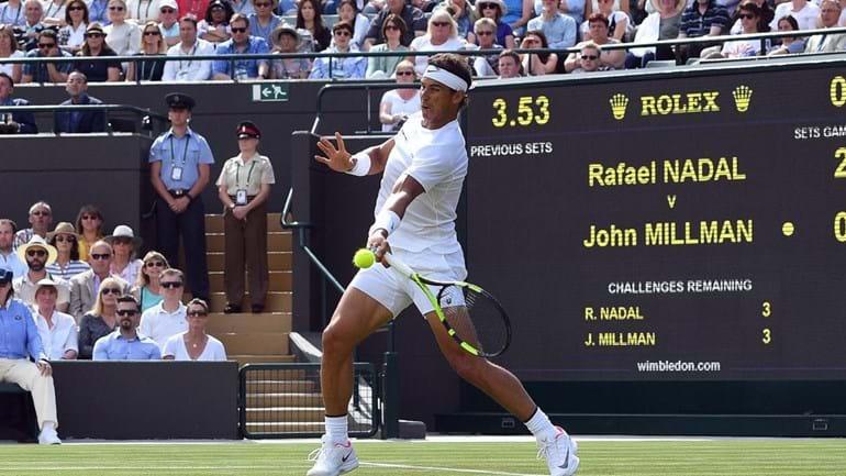 Wimbledon. Rafael Nadal regressa aos oitavos de final