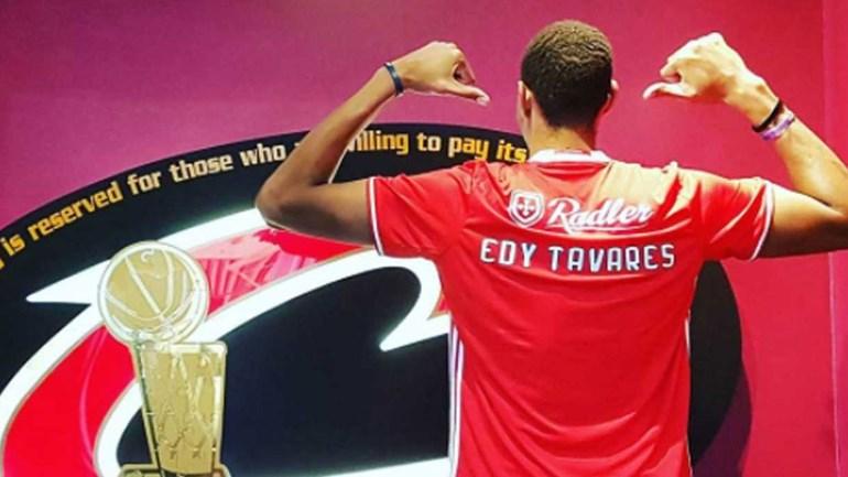 (Mais uma) Estrela da NBA a vestir a camisola do Benfica