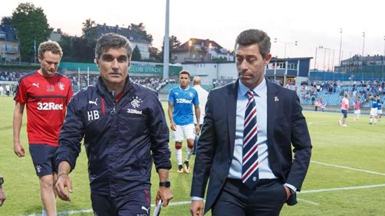 Clube do Luxemburgo elimina Rangers de Caixinha da Europa!