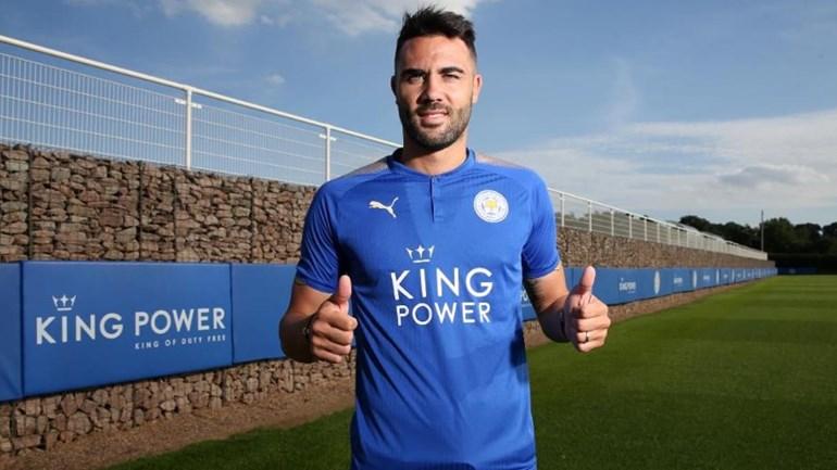Iborra assina com Leicester por quatro temporadas