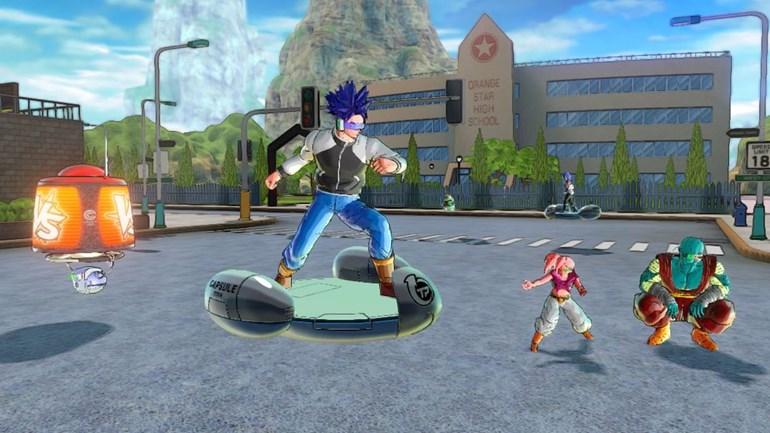 Dragon Ball Xenoverse 2 chegará ao Nintendo Switch em 22 de setembro