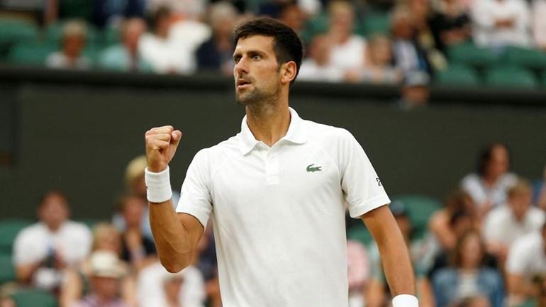 Djokovic desiste nos quartos de final do torneio de Wimbledon — Ténis