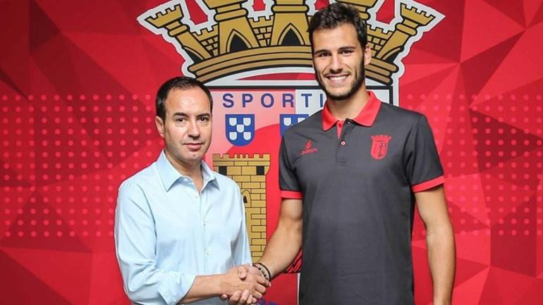 André Moreira confirmado no Sp. Braga