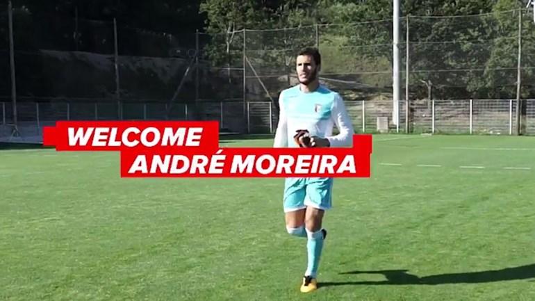 André Moreira: «Para mim não foi difícil dizer que sim»