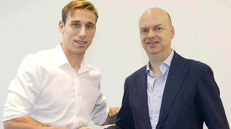 AC Milan anuncia contratação de Lucas Biglia, capitão da Lazio