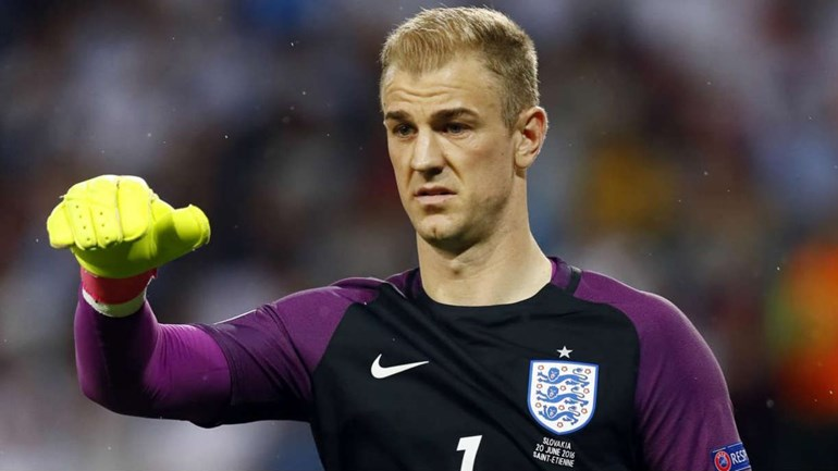 Mercado: OFICIAL - Joe Hart confirmado como reforço do West Ham