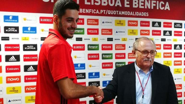 José Silva recusa renovar pelo FC Porto e assina pelo Benfica — Basquetebol