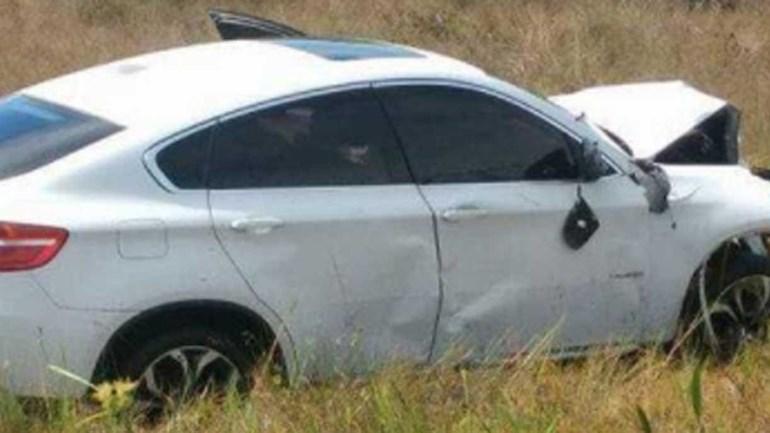 Liedson se envolve em acidente na via Valença a Guaibim
