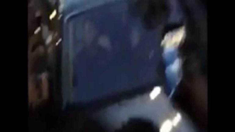 Combate do ano a passar dos limites: Fãs de McGregor rodeiam carro de Mayweather e... é isto