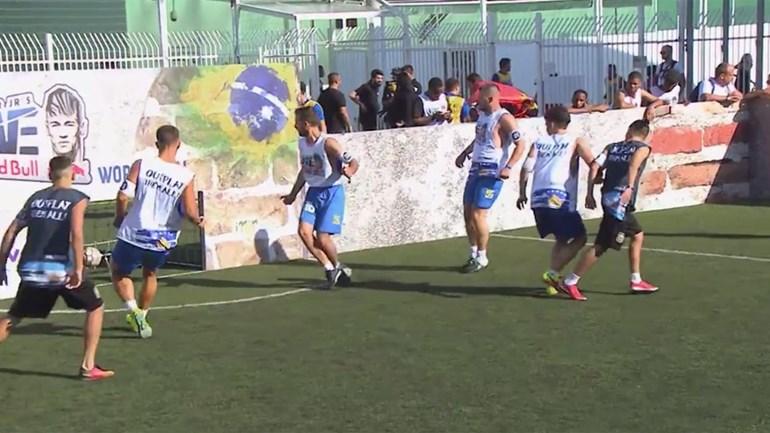 Torneio Neymar Jr's Five com golos de toda a maneira e feitio