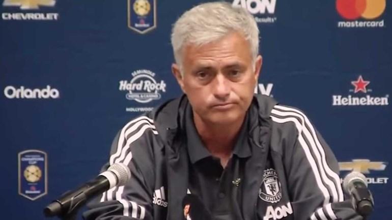 Mourinho e Guardiola dececionaram jornalistas