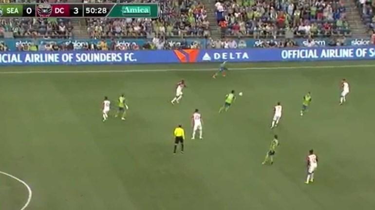 Foi assim que os Seattle Sounders fez história na MLS