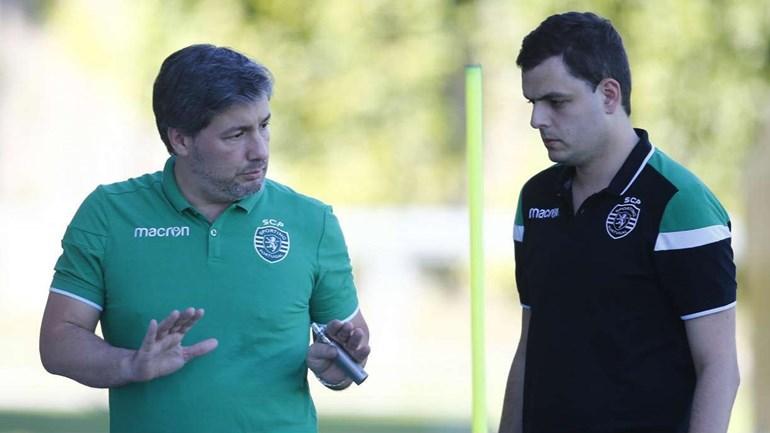Bruno de Carvalho confia que o Sporting vai lutar pelo título