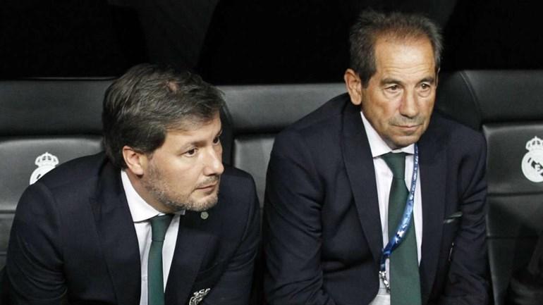 Presidente do Sporting acusa Octávio Machado de ter sede de protagonismo