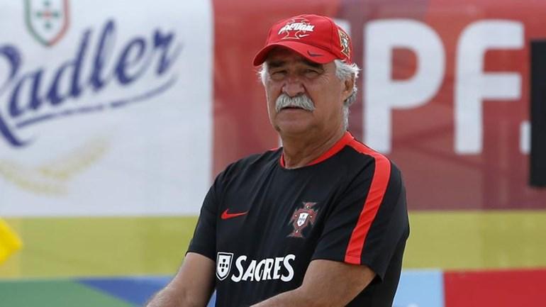 Portugal vence Rússia no Mundialito — Futebol Praia