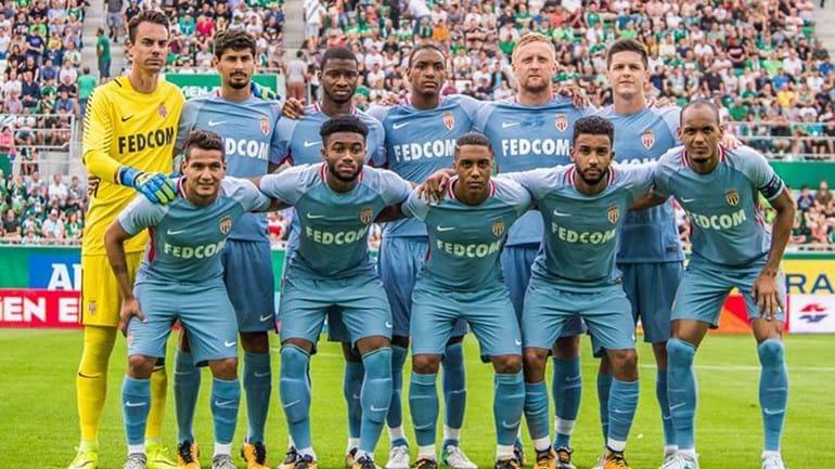 Estes são os convocados do Monaco para a visita a Alvalade