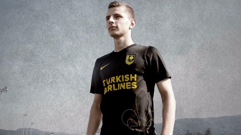 Nova camisola do FK Sarajevo promete fazer furor