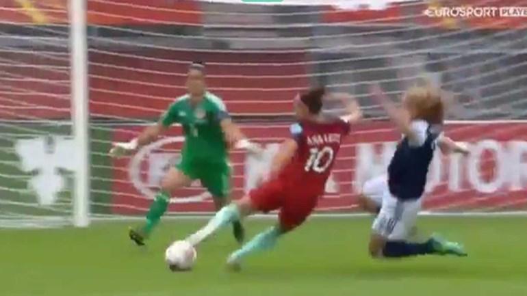 Este golo vai ficar na história do futebol português