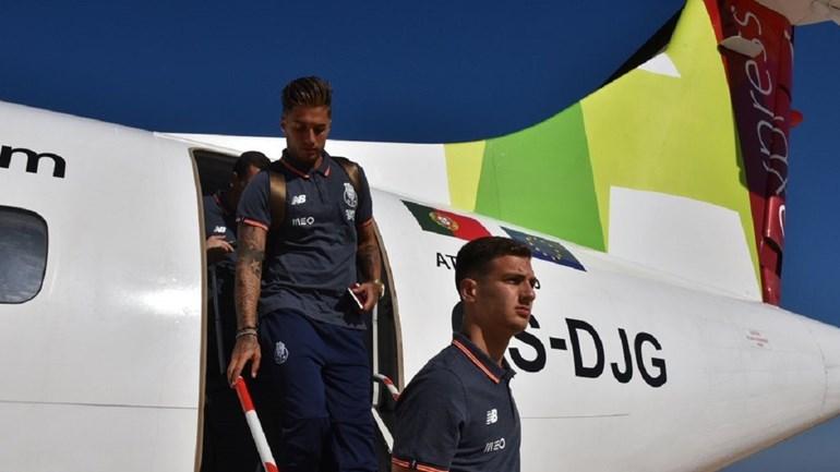 Diogo Dalot é a surpresa para o estágio no Algarve