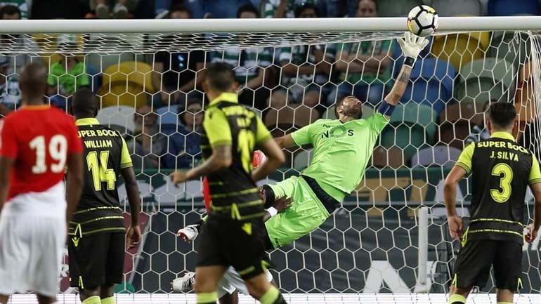 Henrique a trouvé le gardien idéal — PSG