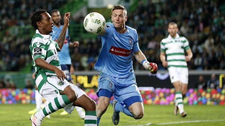 Sporting: Salin está em Lisboa para assinar, Beto sai para o Goztepe