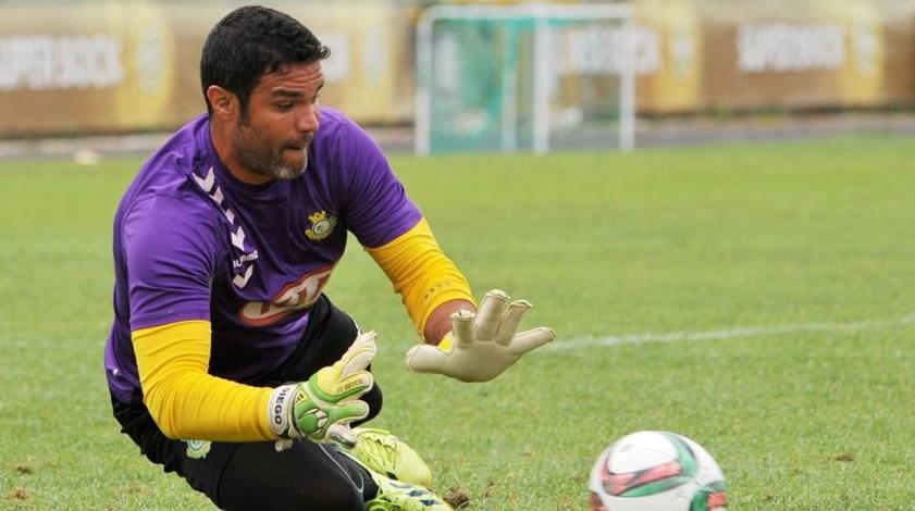 Sadinos anunciam saída do guarda-redes Diego