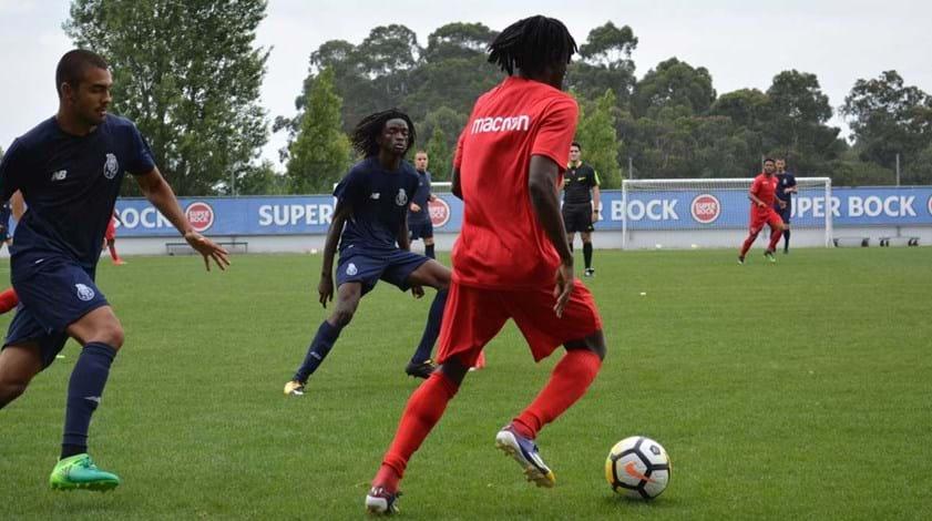 Aves vence FC Porto B em jogo de preparação (3-0)