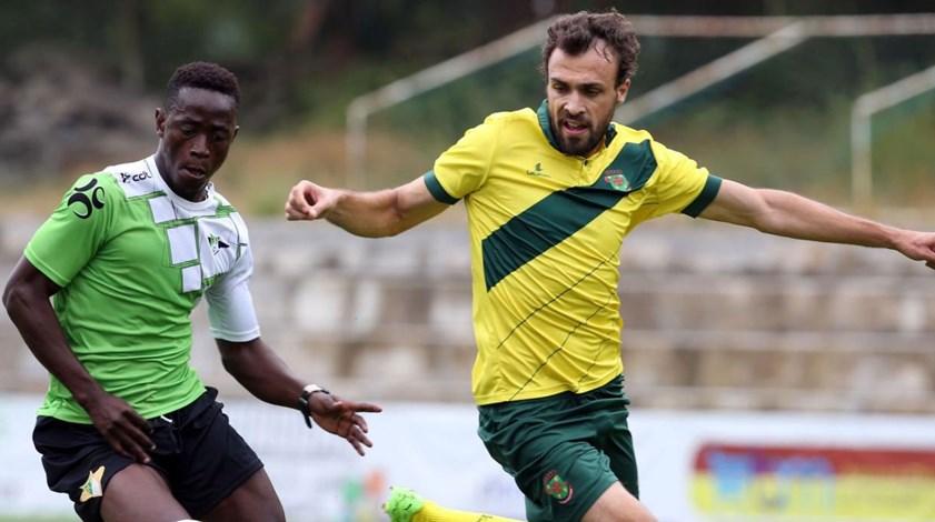 Paços de Ferreira vence Moreirense em particular