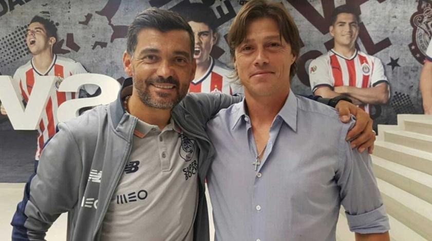 Sérgio Conceição: «Vamos estar prontos dia 9»