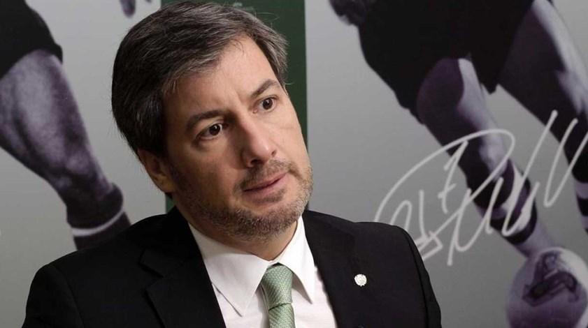 Bruno de Carvalho: «Plantel está fechado a99,999%»