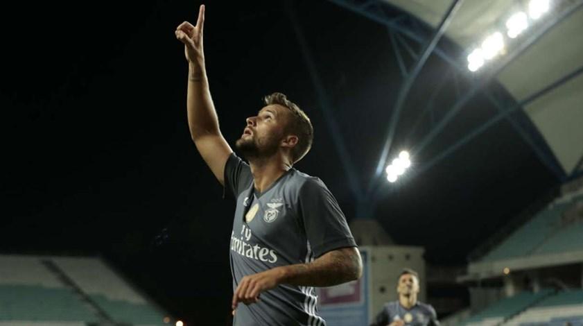 Seferovic: «Fiz o golo com um pouco de sorte»