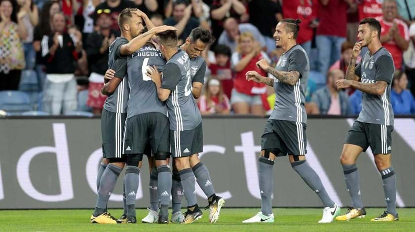 Benfica-Betis, 2-1