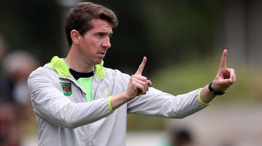 Vasco Seabra confirma seis saídas do plantel