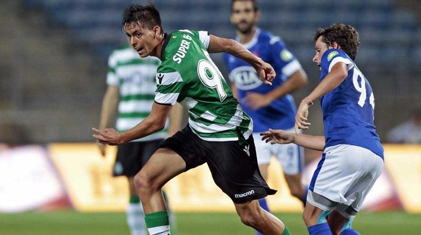 Leonardo Ruiz emprestado ao Boavista