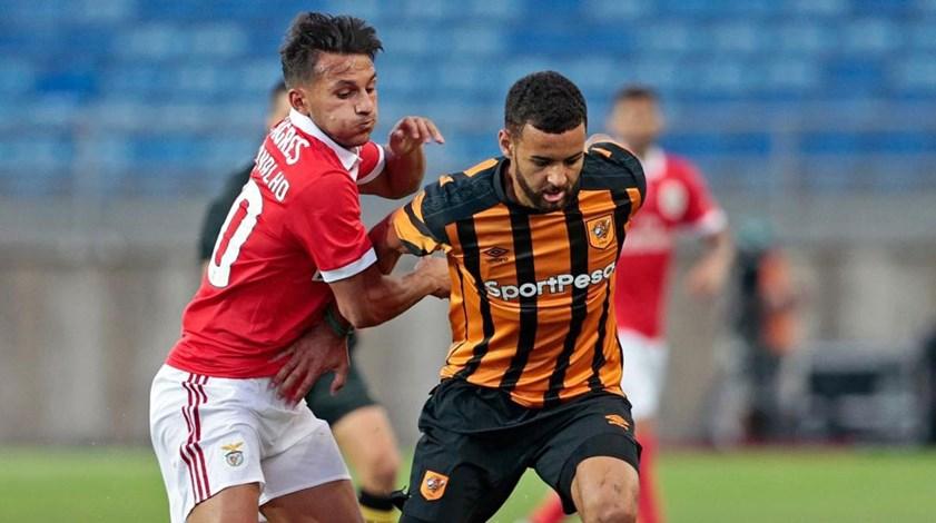 Benfica-Hull City, 0-1