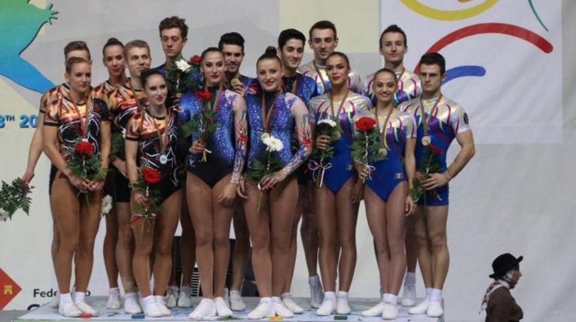 Portugal recebe Mundial de ginástica aeróbica em 2018