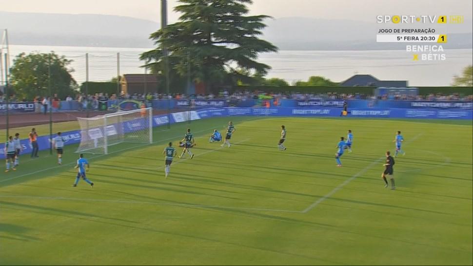 Sporting: nova derrota na pré-época e adeus à Suíça