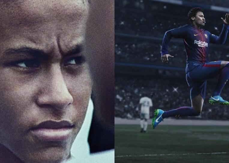 Nike lança chuteira personalizada de Neymar: