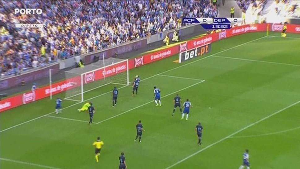 Sérgio Conceição repete onze que goleou Portimonense
