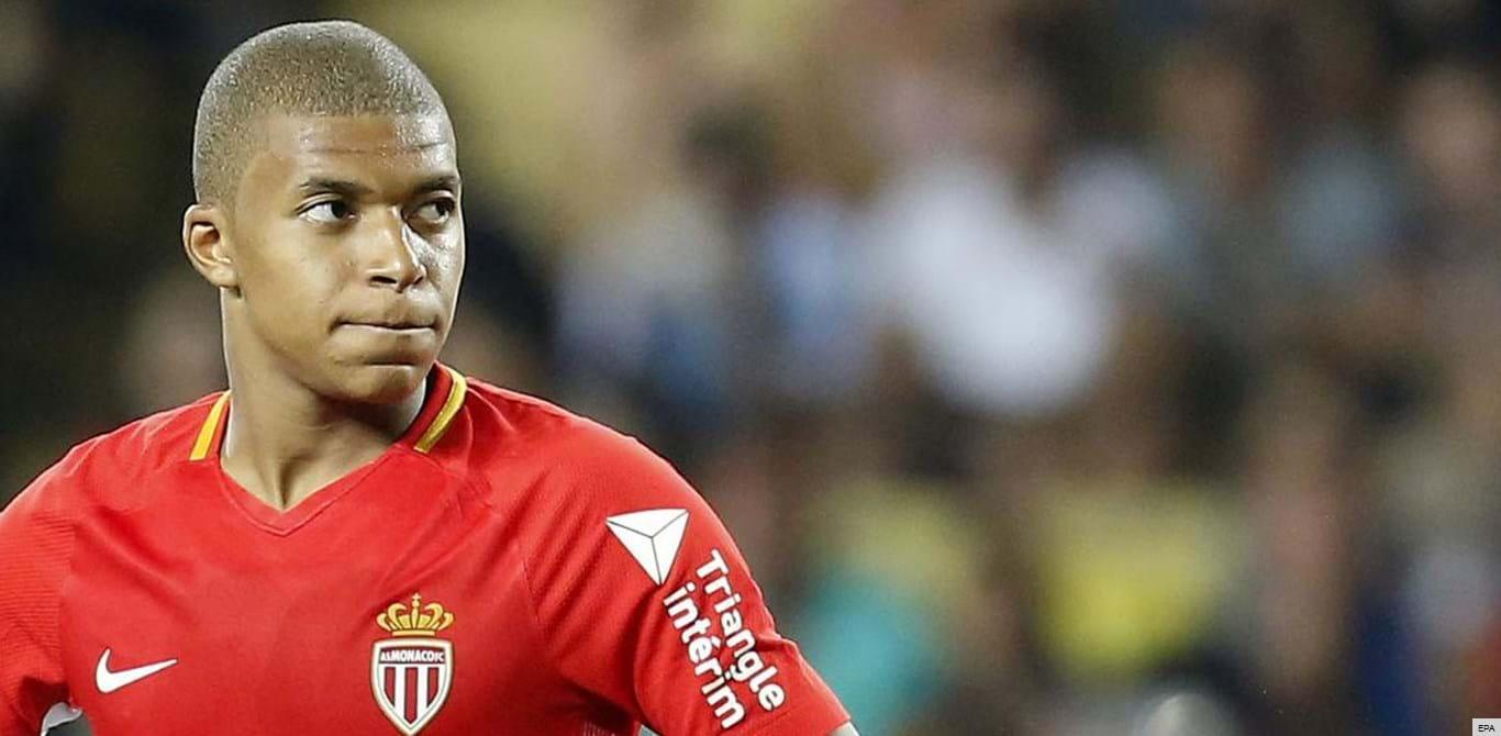 Monaco aceita negociar Mbappé