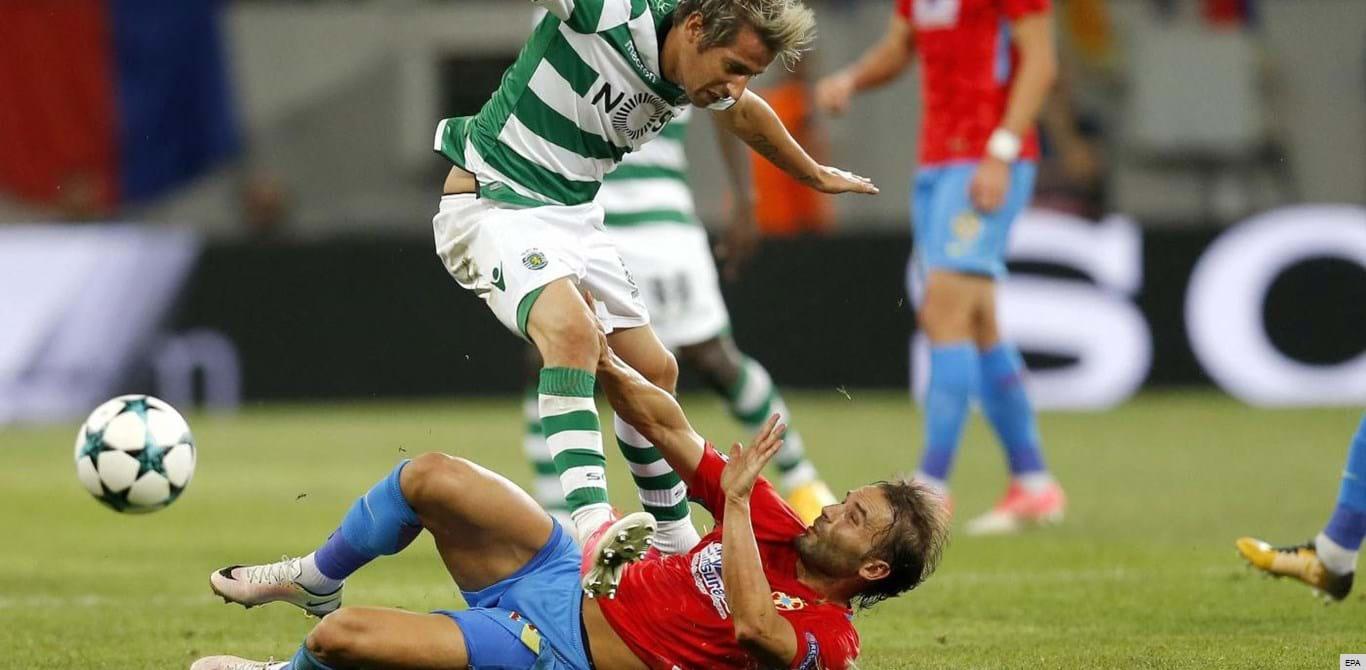 Filipe Teixeira: «Vitória completamente merecida do Sporting»