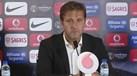 Pedro Martins: «A jogar desta forma vamos fazer uma época muito boa»