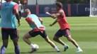 Neymar já faz estragos nos treinos do PSG