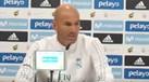 Zidane: «Cinco jogos... aí passa-se algo»
