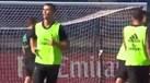 Um golo que Cristiano Ronaldo fez questão de divulgar