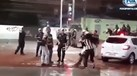Taça do Brasil: sai em defesa do namorado, bate na polícia e acaba presa