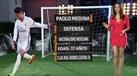 Quem é Paolo Medina, defesa-direito que vem para o Benfica