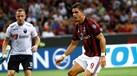 Crotone-AC Milan, 0-2 (1.ª parte)