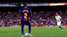 A estreia de Nélson Semedo na liga espanhola ao pormenor