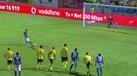 Tiago Silva marcou assim o penálti da vitória do Feirense